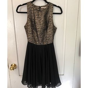Mustard Seed Formal Dress Fit and Flare MSRP $160